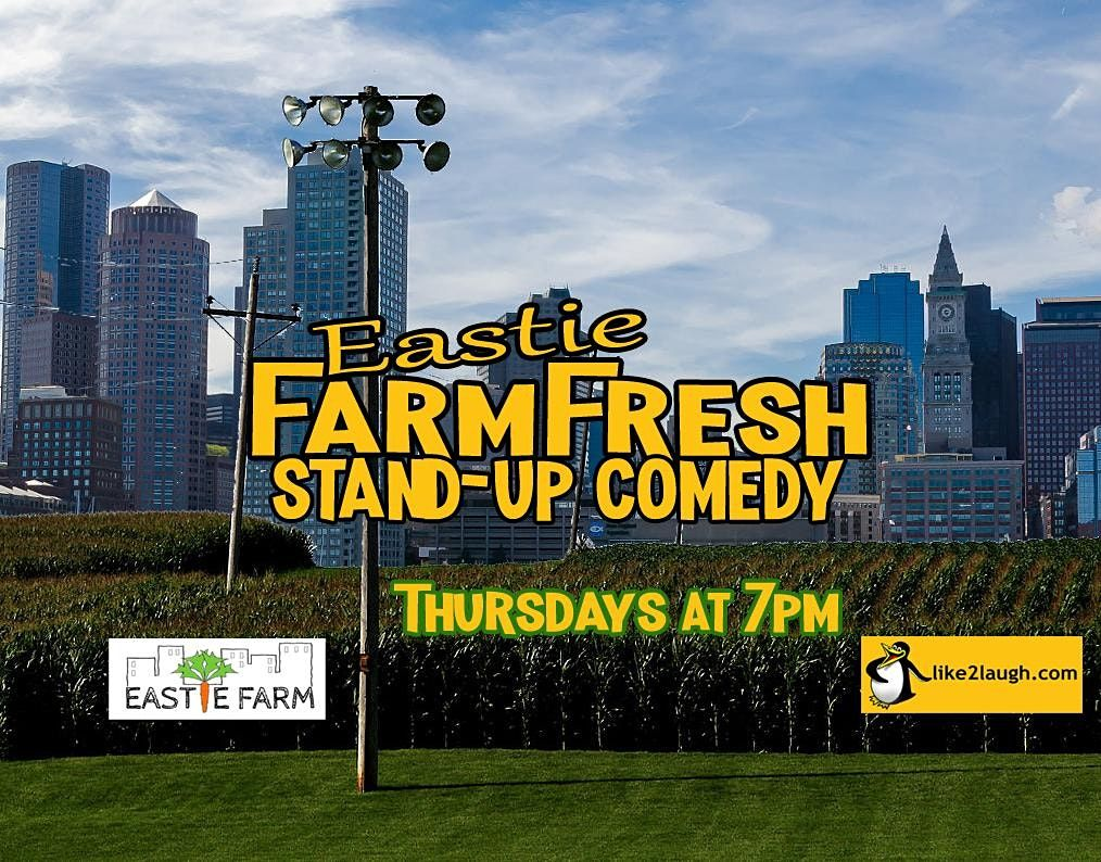 Farm Fresh Stand-up Comedy at Eastie Farm, East Boston | Event in Boston | AllEvents.in