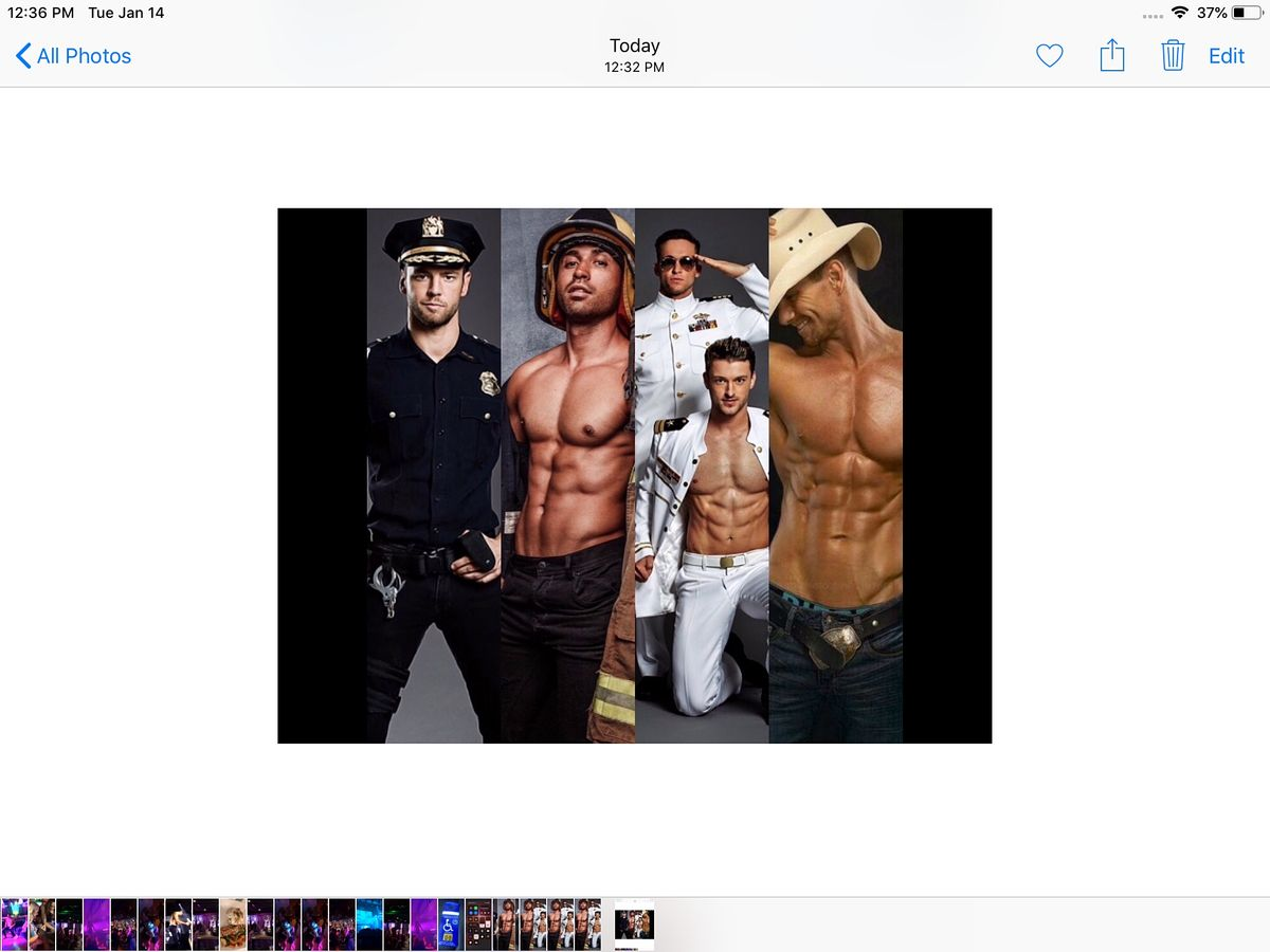 D.C Hunks Male Revue Show | Event in Washington | AllEvents.in