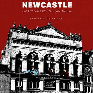 Maxmo Park - Live in Newcastle