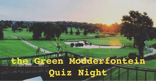 Quiz Night @ the Green Modderfontein, 21 April | Event in Modderfontein | AllEvents.in