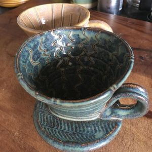 Pour Over Coffee Set Workshop with Muddy Fingers Pottery