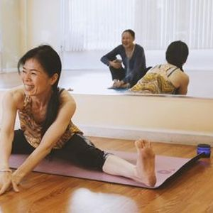 Morning Slow Vinyasa with Mamo - Virtual Yoga Class