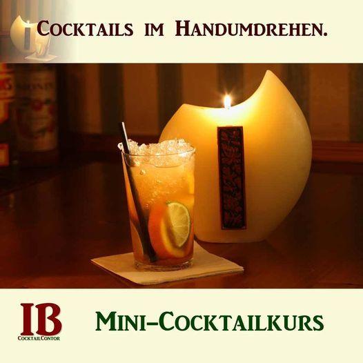 Cocktails im Handumdrehen. Mini-Cocktailkurs Köln., 3 July   Event in Cologne   AllEvents.in