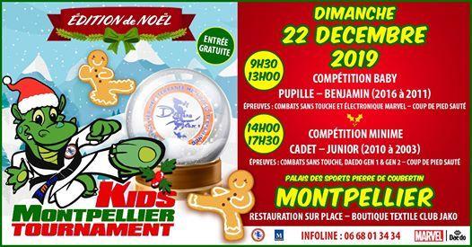 Montpellier Kids Tournament 2019 - Nol