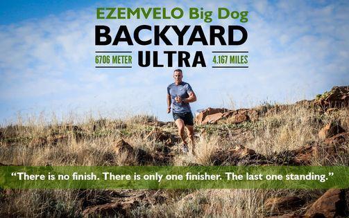 Ezemvelo Big Dog Backyard Ultra, 26 June | Event in Bronkhorstspruit | AllEvents.in