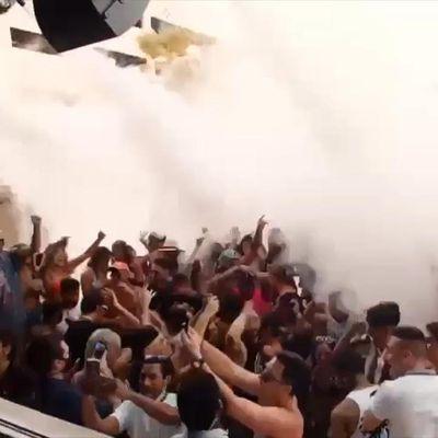 Miami EDM Techno Pool Party - VIP Miami Beach to Miami Party Tour Pass