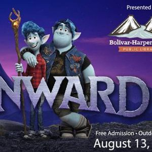 Movie in the Park featuring ONWARD - Presented by Bolivar-Harpers Ferry Public Library
