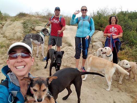 Adventure Hike at GoFETCH, Long Beach