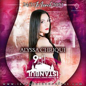 Alyssa Chriqui - Salsa Lady Style Bootcamp I Istanbul Dance Festival 2021