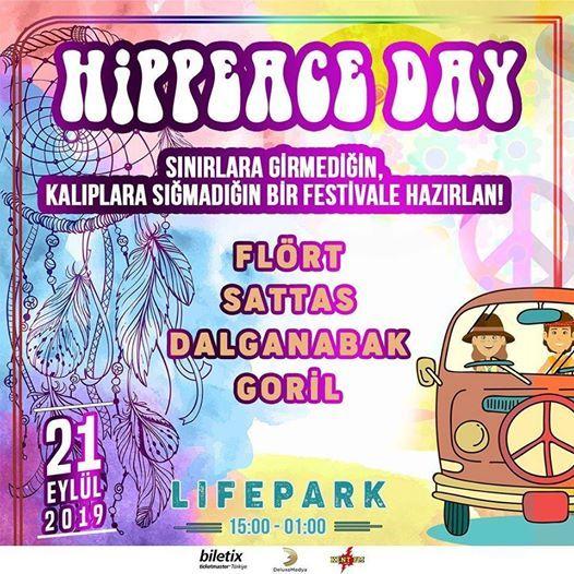 HipPeace Day - Flrt Sattas Dalganabak Goril