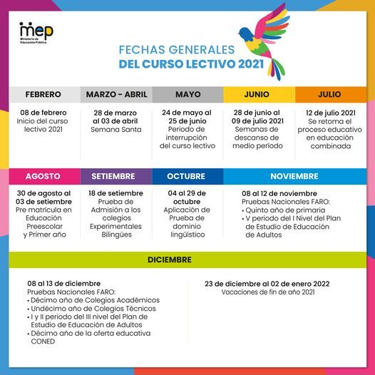 Inicio del II Periodo, 16 August | Event in San Vicente | AllEvents.in