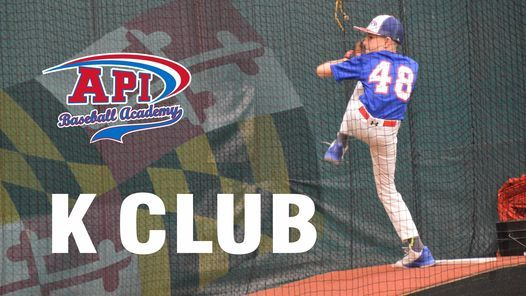 API Baseball K Club, 19 May | Event in Gambrills | AllEvents.in