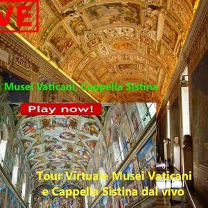 Visita guidata virtuale del Vaticano e della Cappella Sistina