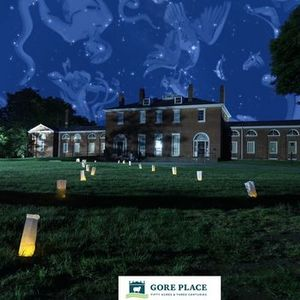 Stargazing at Gore Place