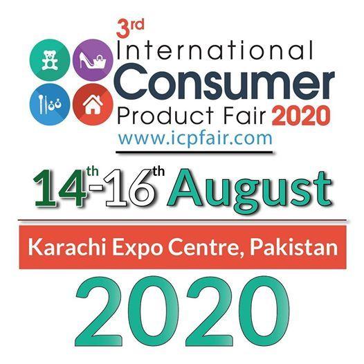 International Consumer Product Fair 2020