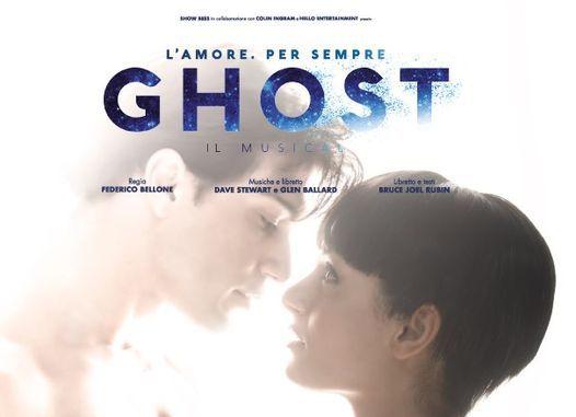 Ghost Il Musical - Teatro Regio - Parma, 26 January | Event in Parma | AllEvents.in