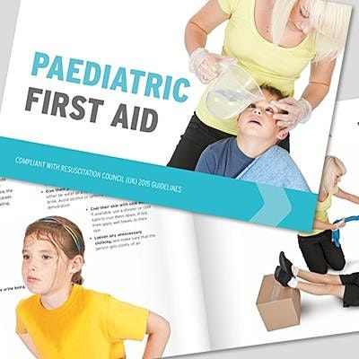 FAA Level 3  Paediatric First Aid - OFSTED PART ONLINE - PART CLASS