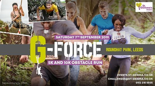 G-Force Obstacle Run