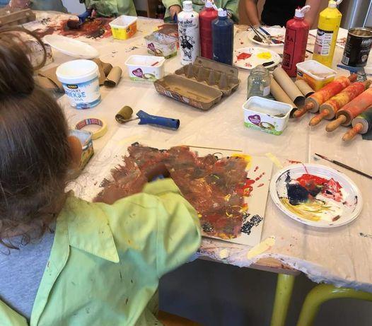 Peuterkunst - ouder en kind, 6 February | Event in Kampen | AllEvents.in