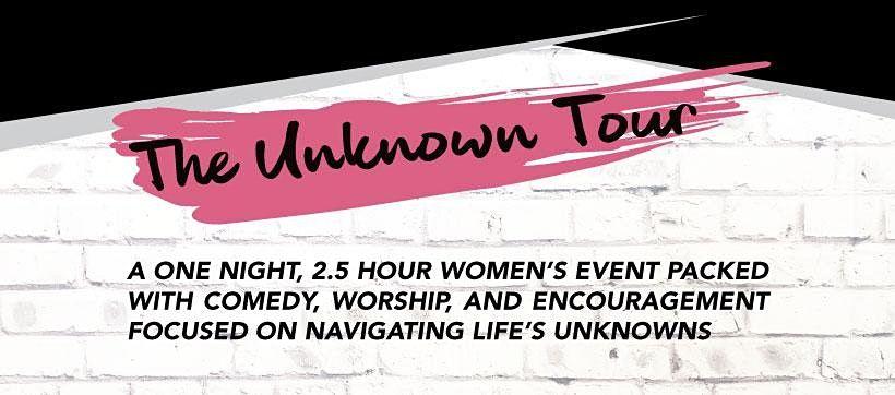 The Unknown Tour 2021 - Washington Illinois