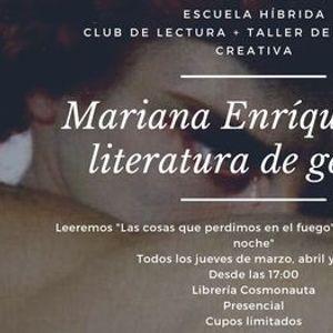 Escuela hbrida club de lectura y taller de escritura creativa