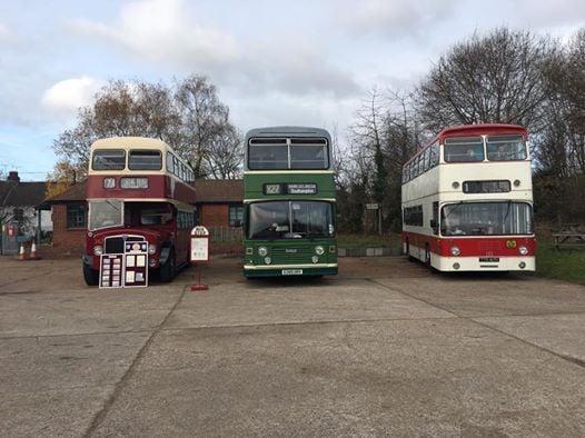 Wonderful Wednesdays - Brilliant Buses