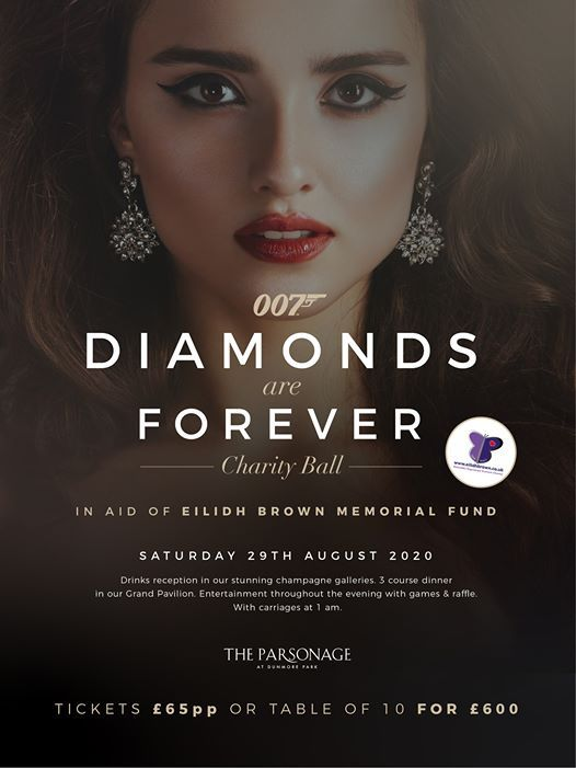 Diamonds are Forever Charity Ball