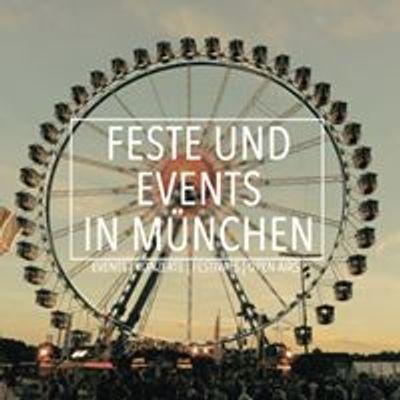 Feste und Events in München