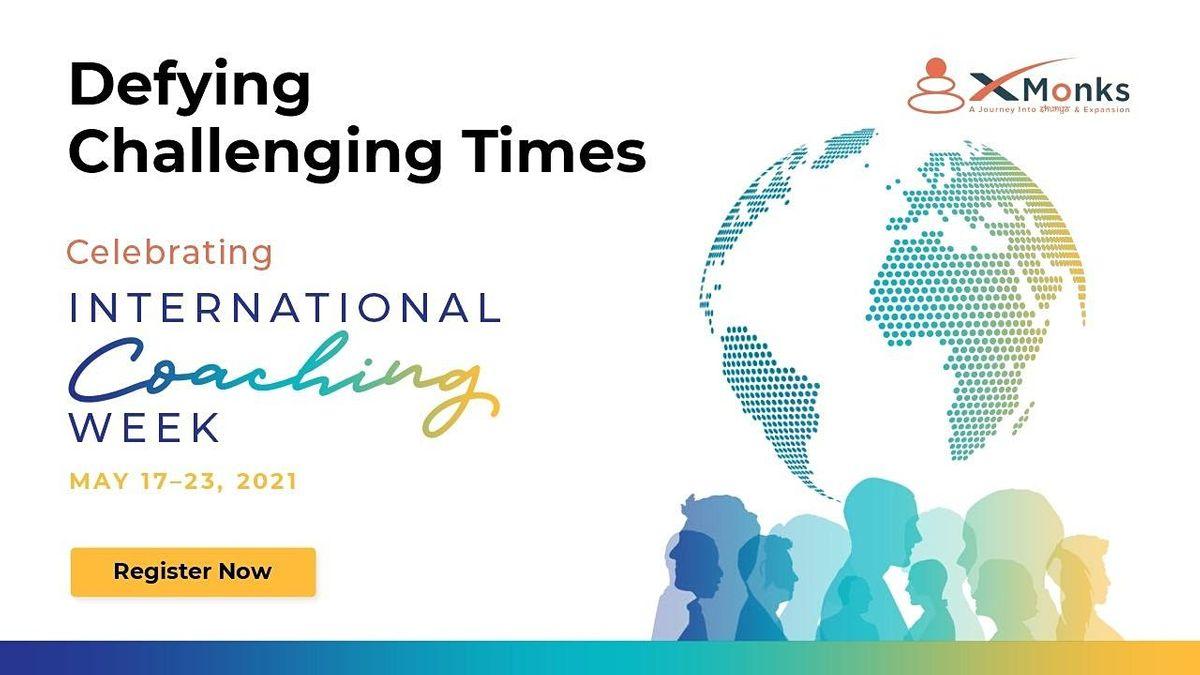 International Coaching Week, 17 June   Event in Mumbai   AllEvents.in