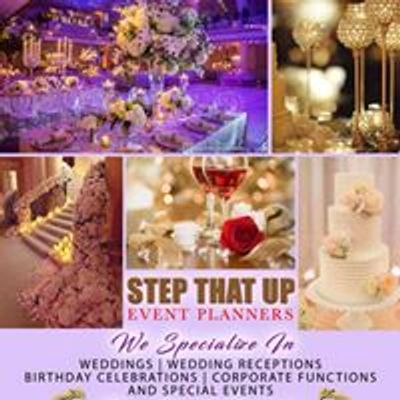 Step That Up Event Planners