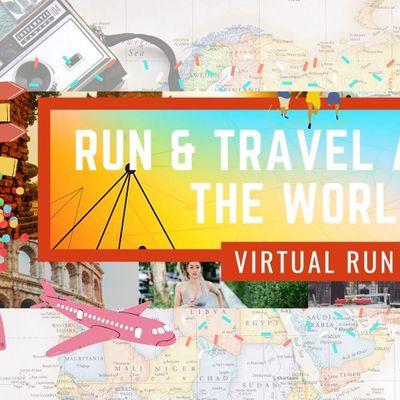 Around the World Virtual Race