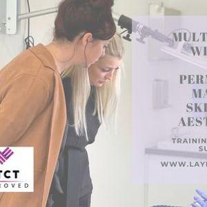 Level 4 VTCT Beginner Course