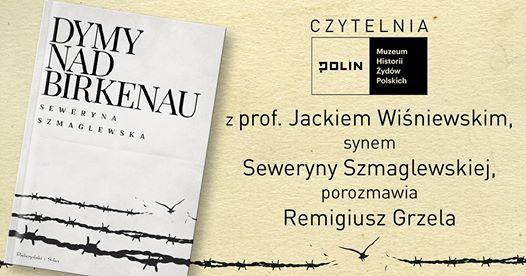 Czytelnia POLIN online  Seweryna Szmaglewska Dymy nad Birkenau