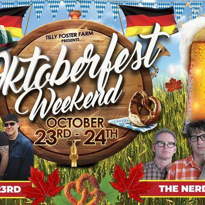 Oktoberfest Weekend 2021 at Tilly Foster Farm
