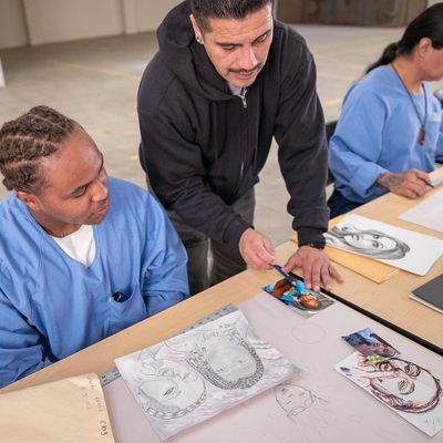 Share the Mic Incarcerated Arts