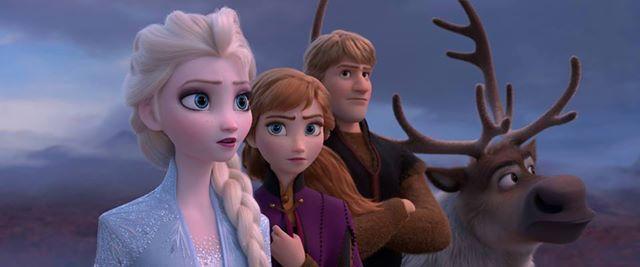 Frozen 2 at The El Capitan Theatre
