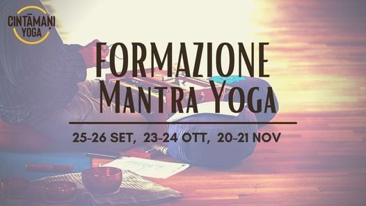 Formazione Mantra Yoga 2021, 25 September | Event in Florence | AllEvents.in