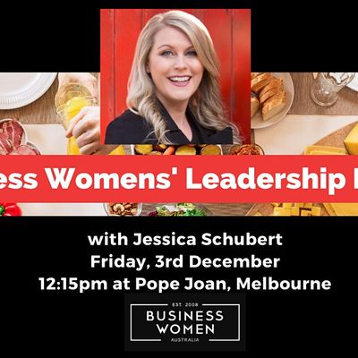Melbourne BWA Business Womens Leadership Lunch