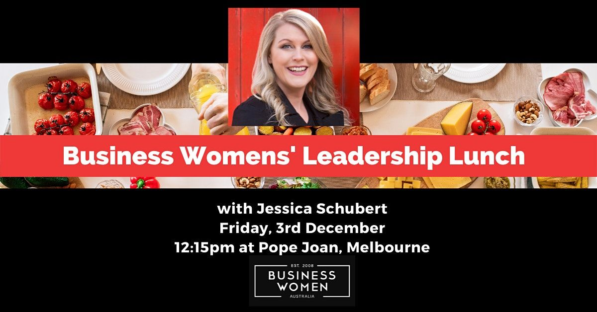 Melbourne, BWA: Business Women's Leadership Lunch, 1 October   Event in Melbourne   AllEvents.in