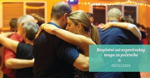 Tango dating besplatno