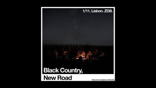 Black Country, New Road [Esgotado] ⟡ ZDB, 21 November   Event in Lisbon   AllEvents.in