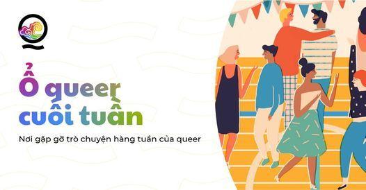 Ổ queer cuối tuần: Trò chuyện cùng cảm xúc (Nhóm A), 31 July | Event in Hanoi | AllEvents.in