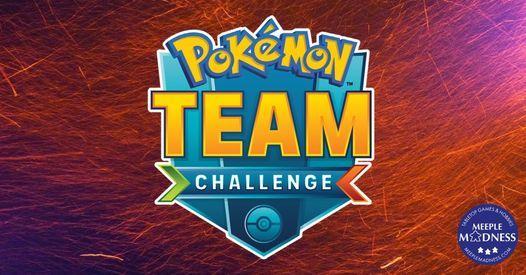 Play! Pokémon Team Challenge Qualifier 4   Online Event   AllEvents.in