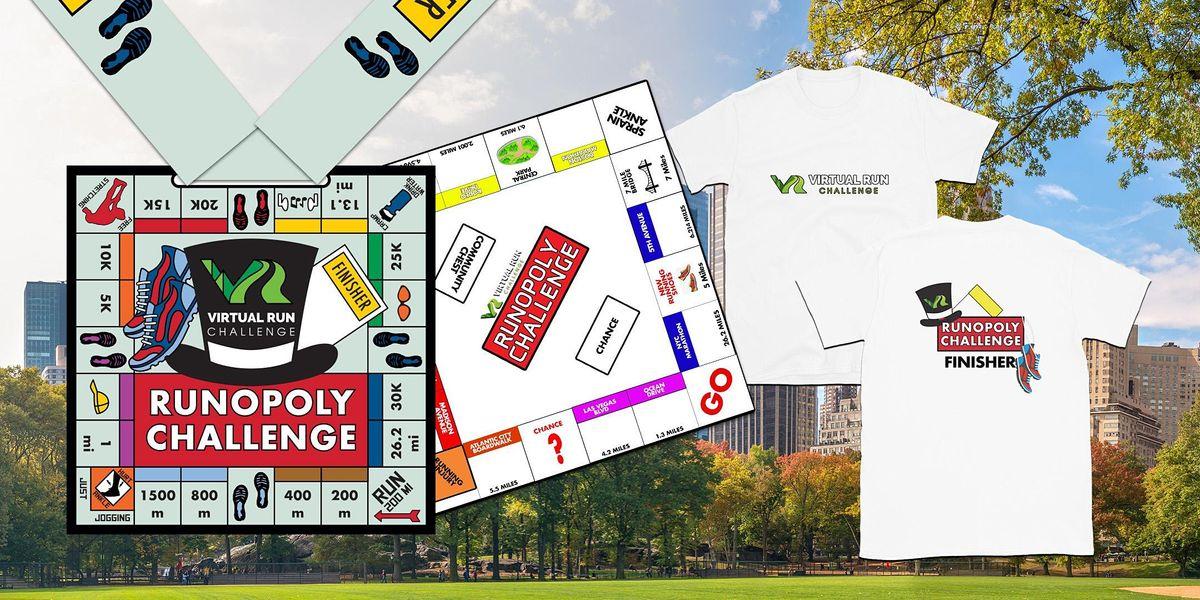 2020 Runopoly Virtual Challenge - Renton | Event in Renton | AllEvents.in