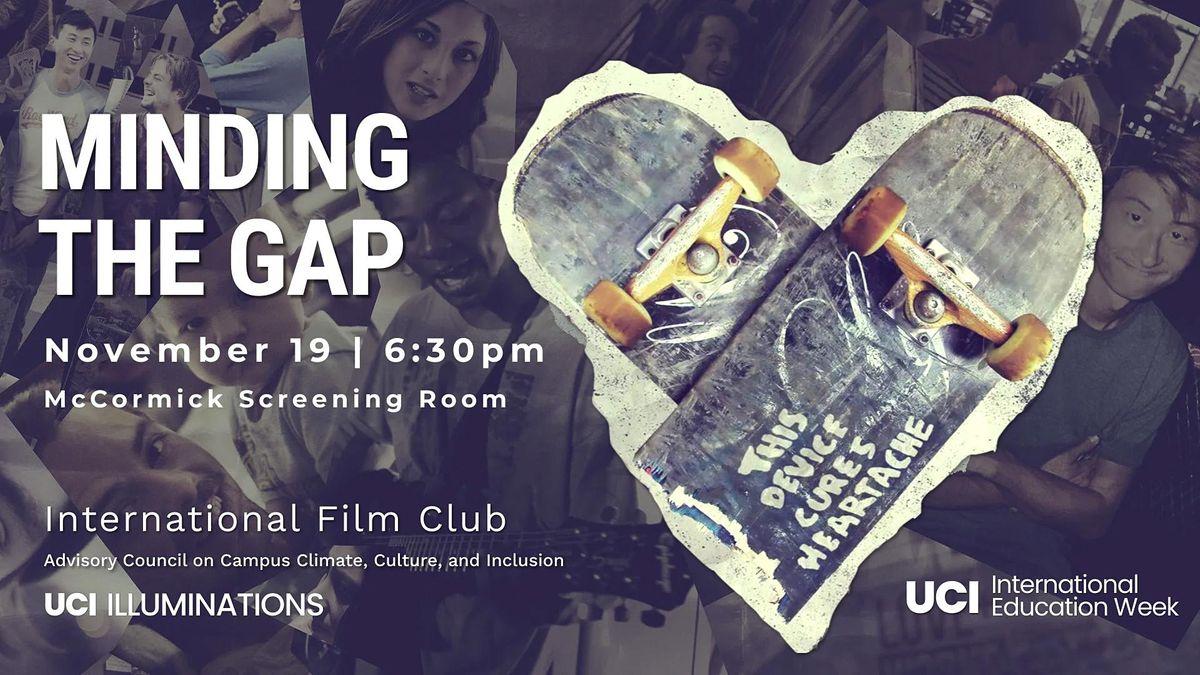 International Film Club: Minding the Gap (Bing Liu 2018), 19 November   Event in Irvine   AllEvents.in