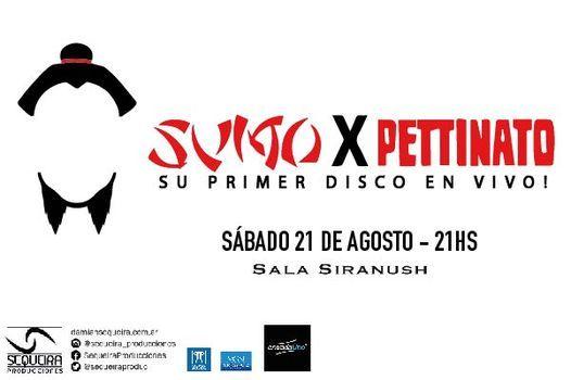 Sumo x Pettinato, 21 August | Event in Buenos Aires | AllEvents.in