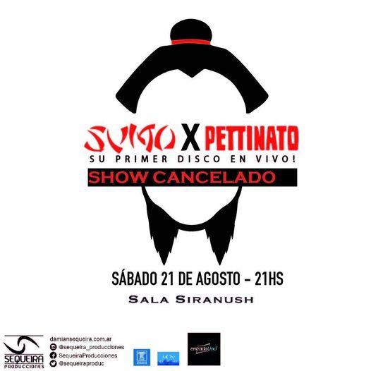 Sumo x Pettinato, 21 August   Event in Buenos Aires   AllEvents.in