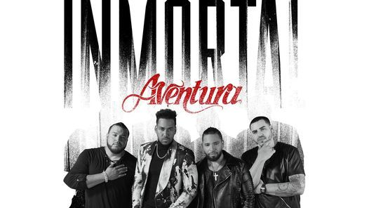 Aventura - Inmortal Tour, 9 October   Event in East Rutherford   AllEvents.in