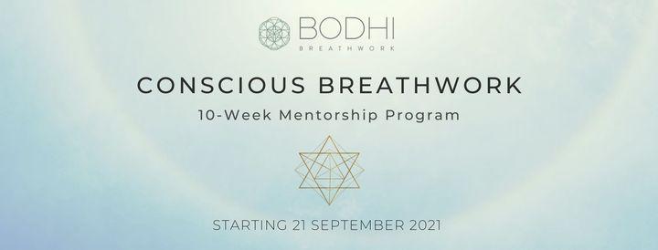 10-Week Conscious Breathwork Mentorship Program, 21 September | Event in Hout Bay | AllEvents.in