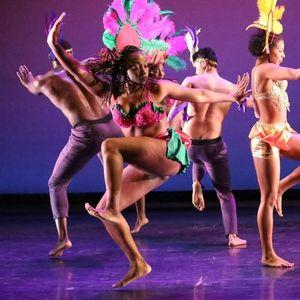 Afrofusion Dance ONLINE Workshop with Jenae Selden